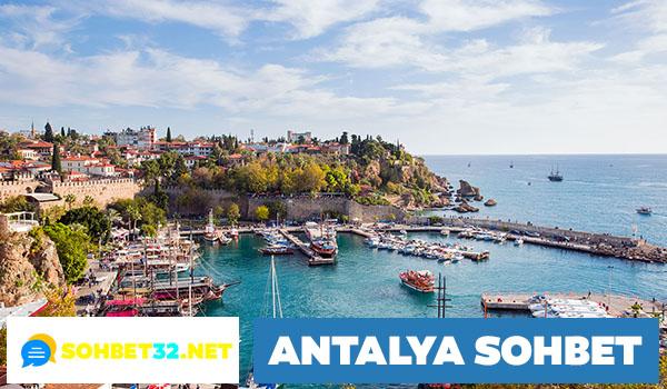 Antalya sohbet